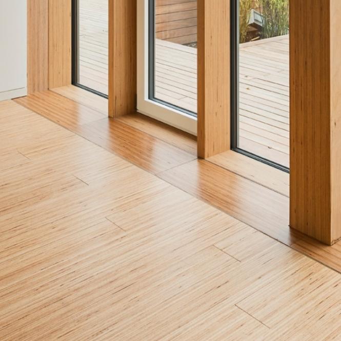 Flooring multi-layered<br /> BEACH BauBuche