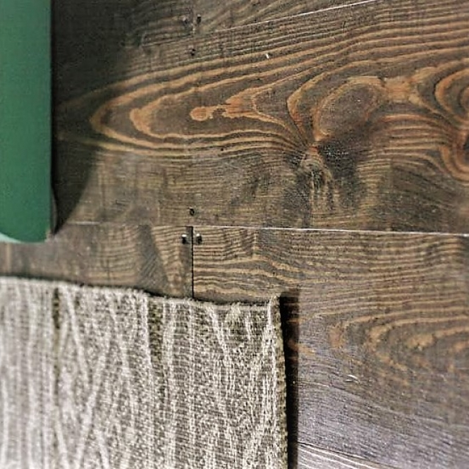 Flooring solid planks<br />
