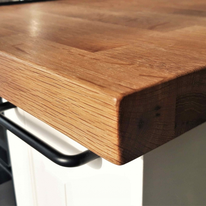Solid wood panel<br /> OAK finger joint
