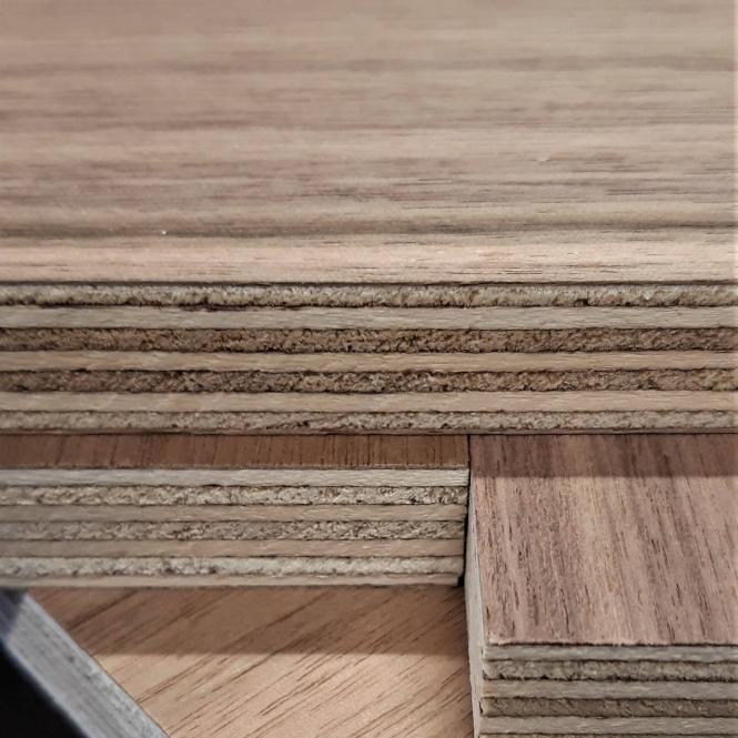 Plywood Welde Robusta WALNUT VENEER