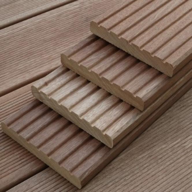 Solid planks<br /> DECKING