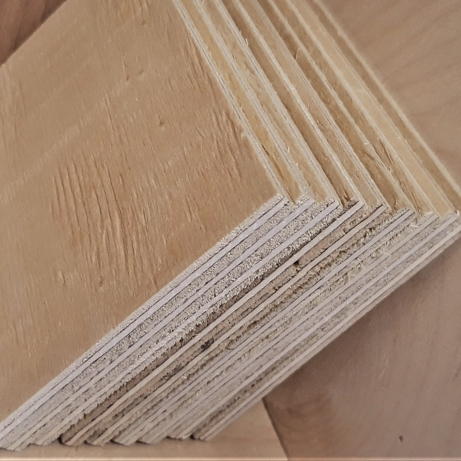 Plywood Welde Film Robusta<br /> NATURAL