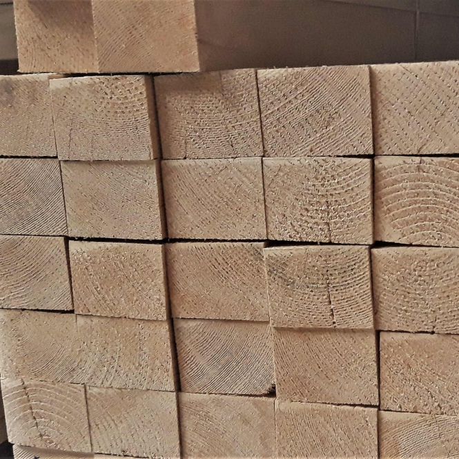 DRY timber material<br />