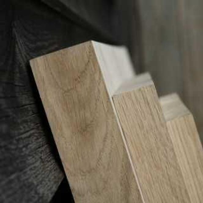 Solid wood panel<br /> OAK full lamellas